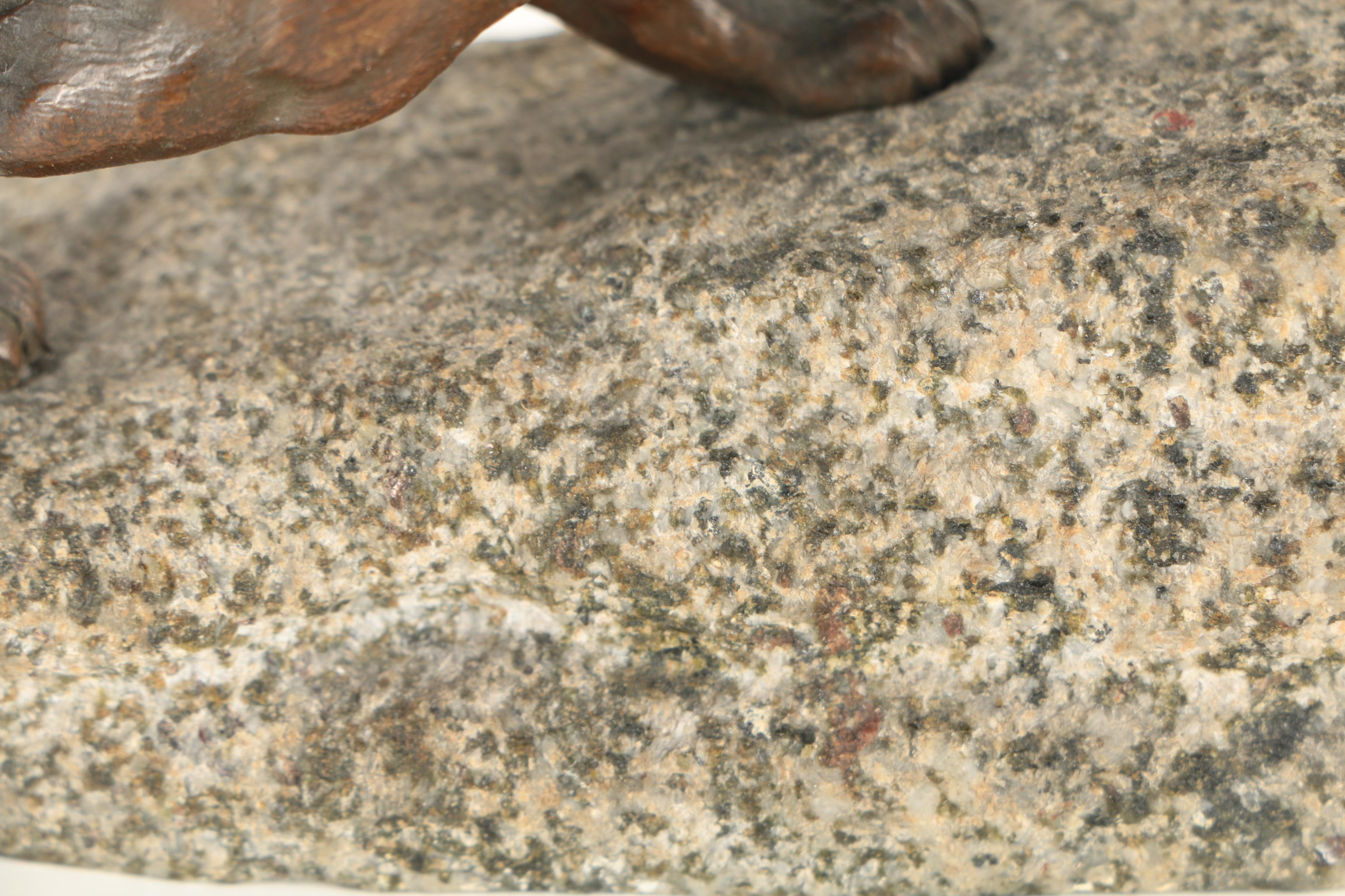 Clovis Auto Sales >> Reproduction Brass Sculpture of Clovis Edmond Masson Panther : EBTH