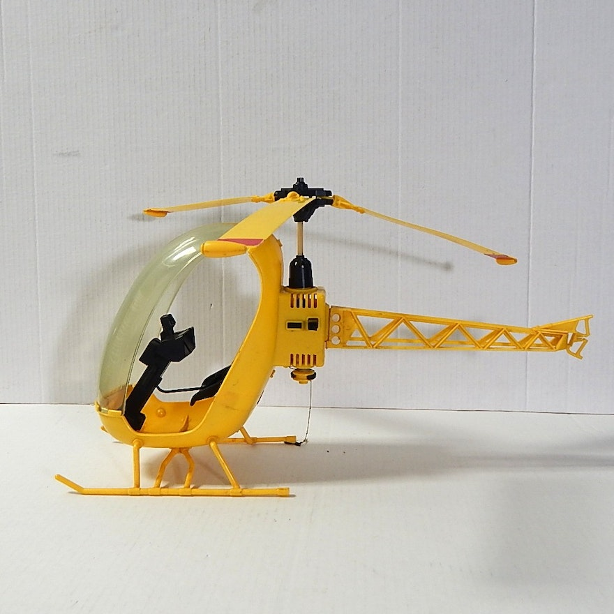 1971 G I Joe Toy Helicopter Ebth