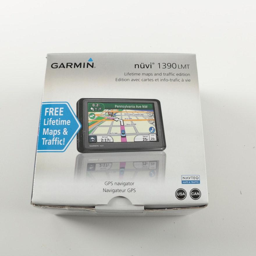 Garmin Nuvi Navigation System
