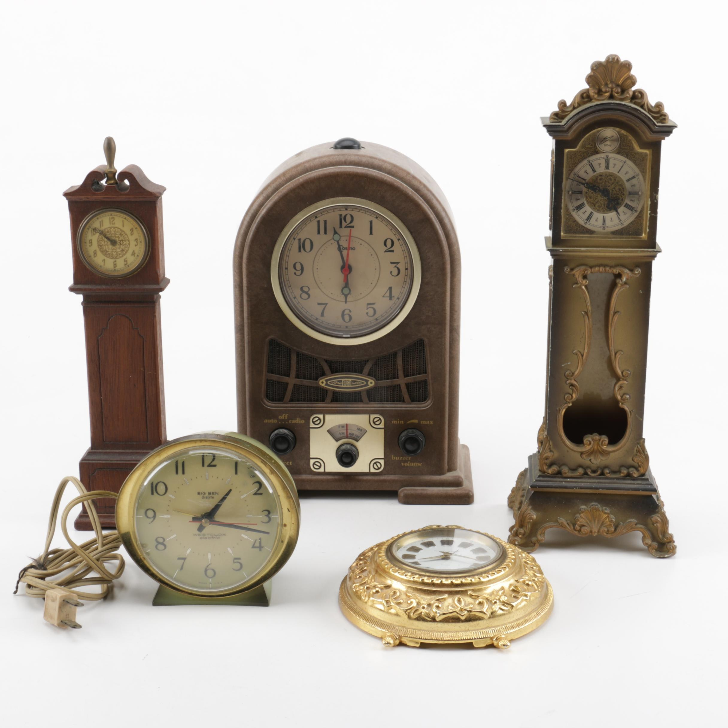 Collection of Small Clocks