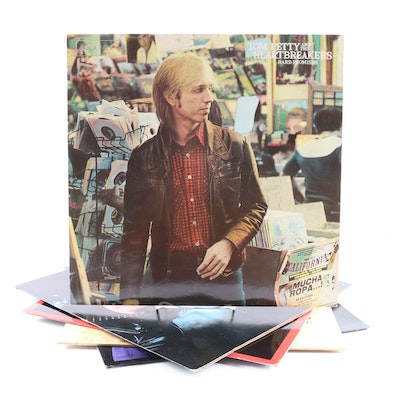 Tom Petty and the Heartbreakers Promotional LPs