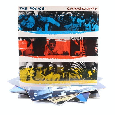 "The Police LPs Including ""Synchronicity"""