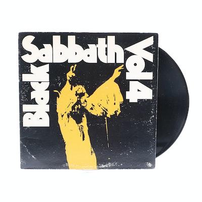"""Black Sabbath """"Vol. 4"""" Original US Pressing LP"""