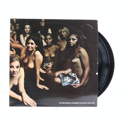 "Jimi Hendrix Experience ""Electric Ladyland"" Original UK Pressing LP"