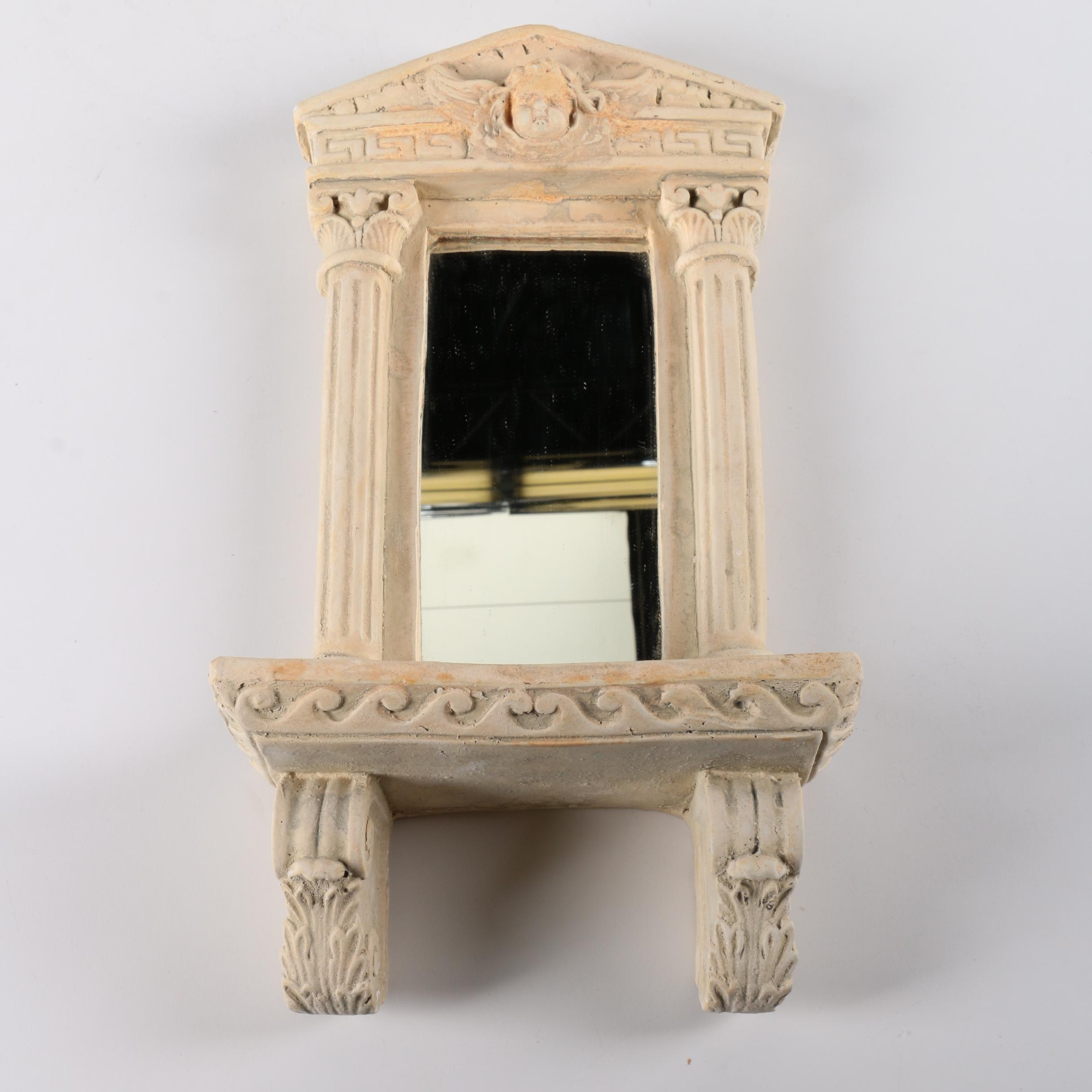 Hayes Parker Classical Architecture Wall Mirror