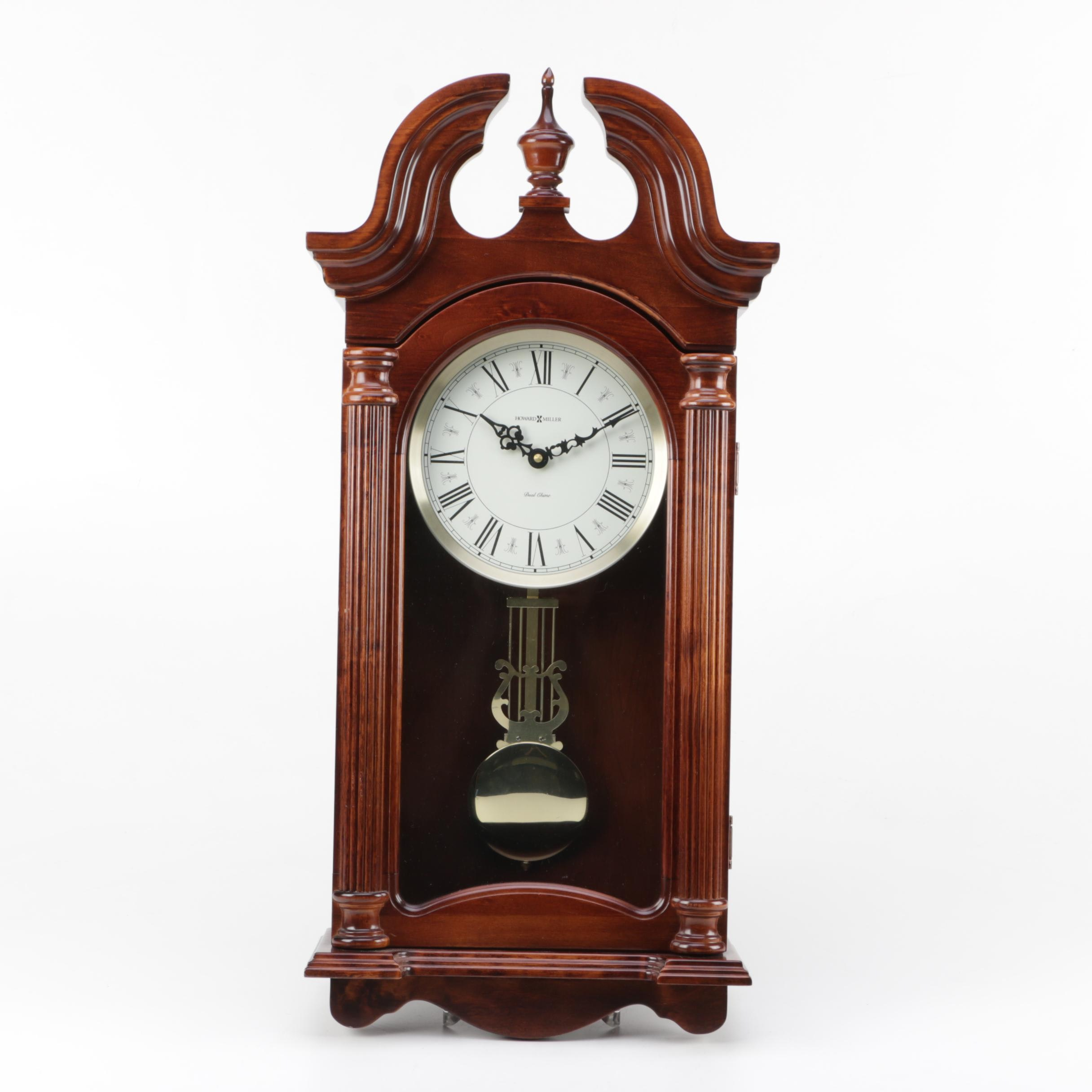 Howard Miller Chiming Wall Clock