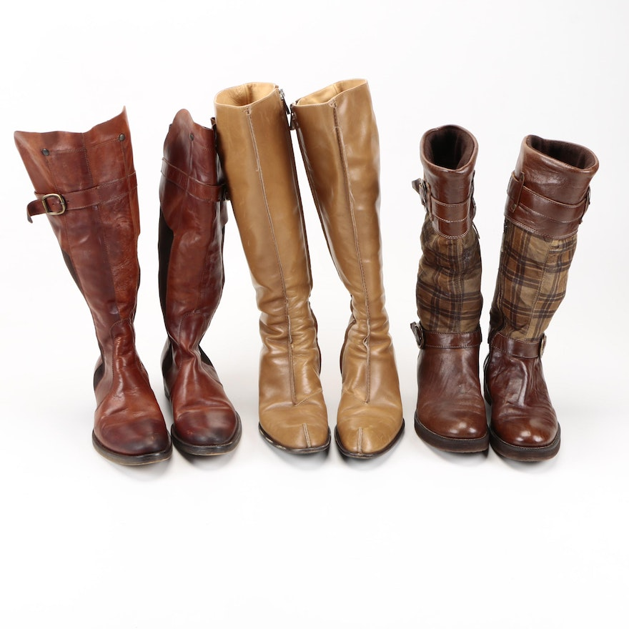 4dfec8be779 Women s Boots Including Kenneth Cole New York and Bally   EBTH