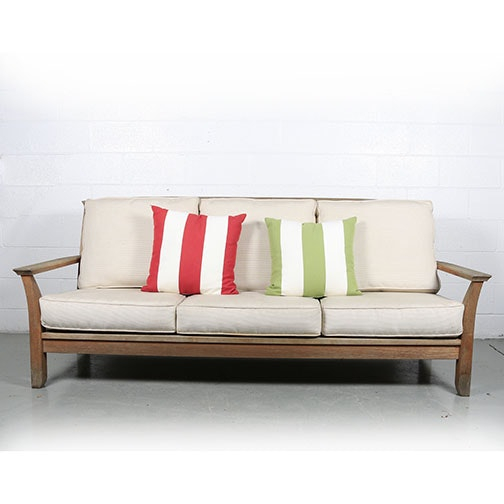 Kingsley Bate Ltd. Outdoor Teak Sofa