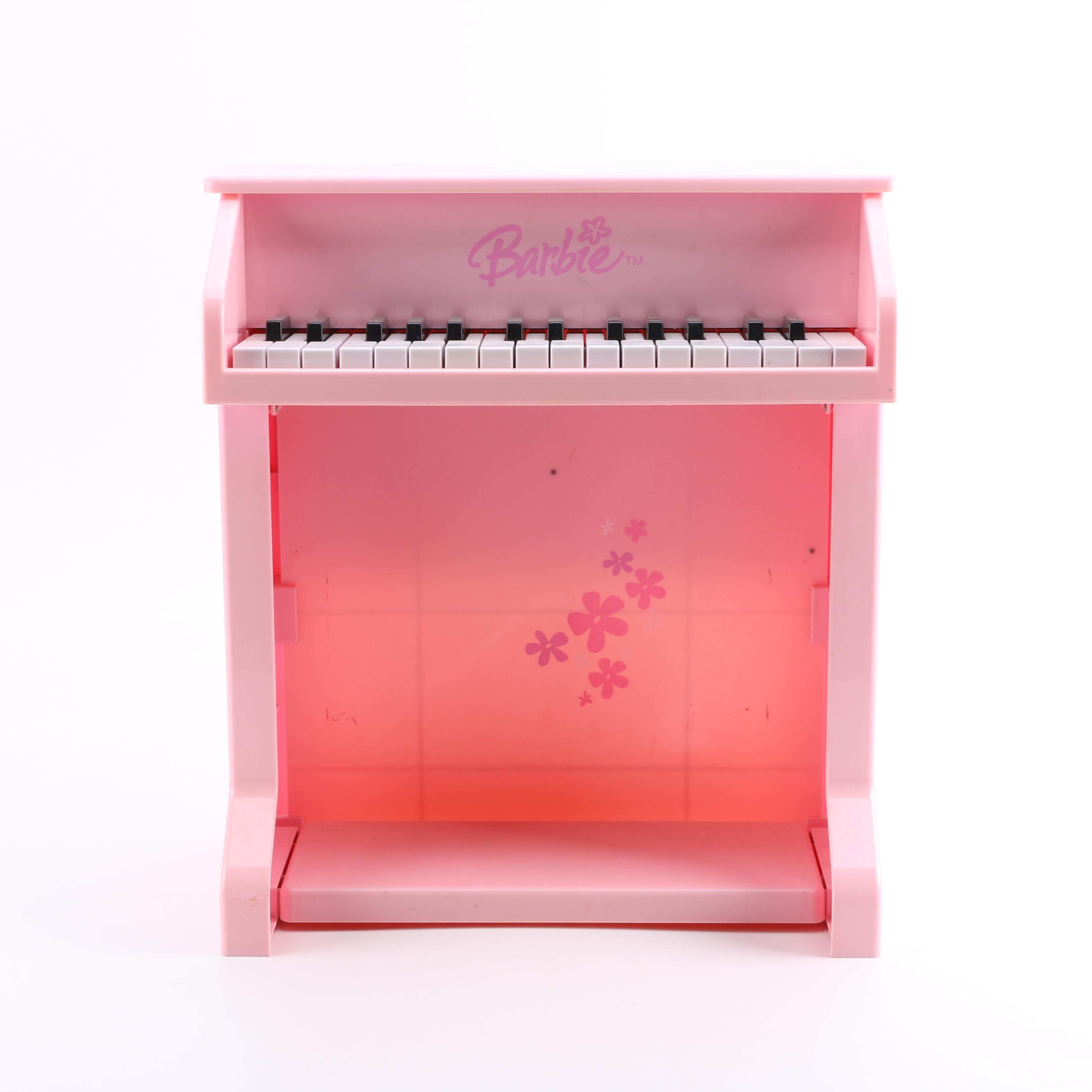 Mattel Barbie Toy Piano