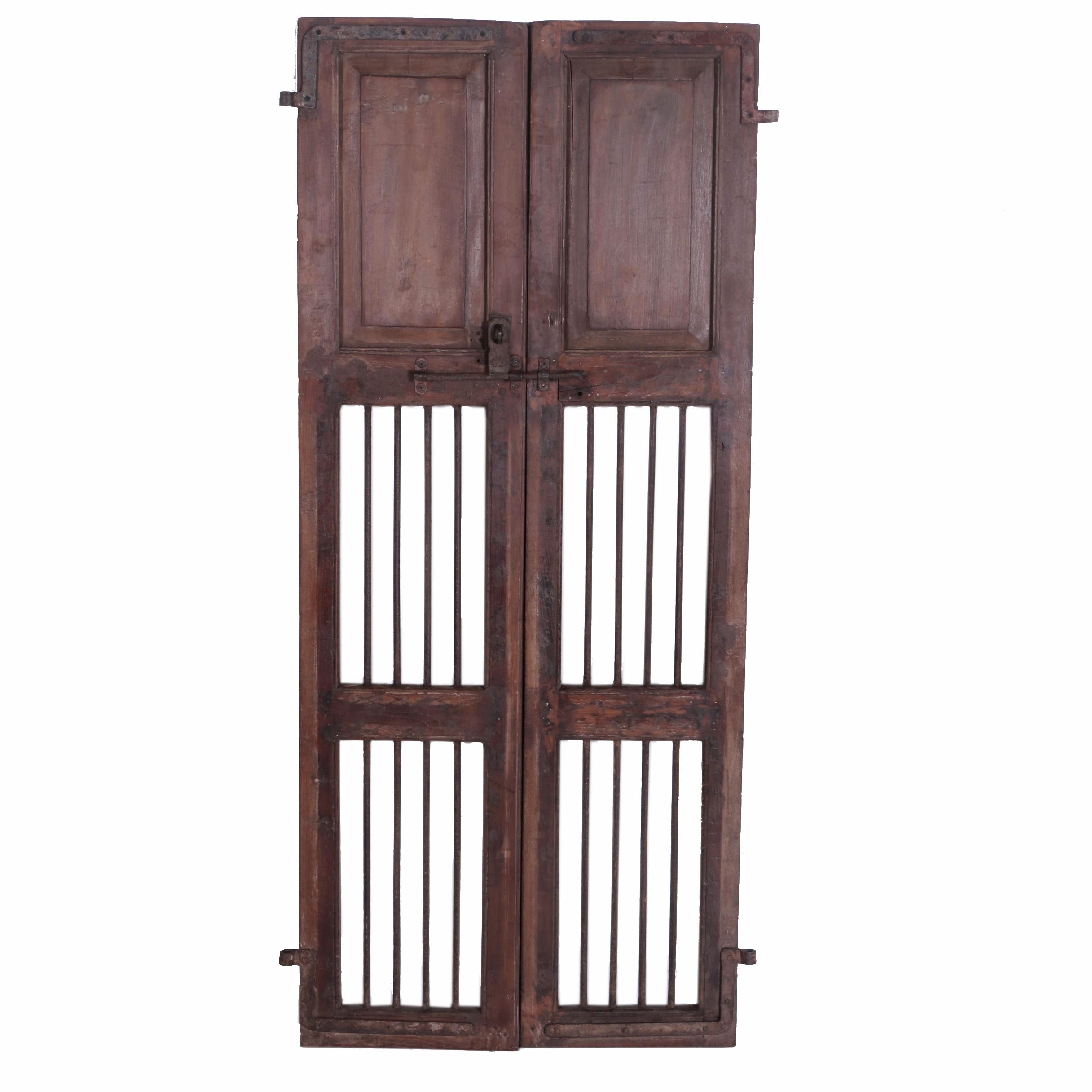 Rustic Wooden Doors  sc 1 st  EBTH.com & Architectural Artifact Auctions | Architectural Artifacts for Sale ...