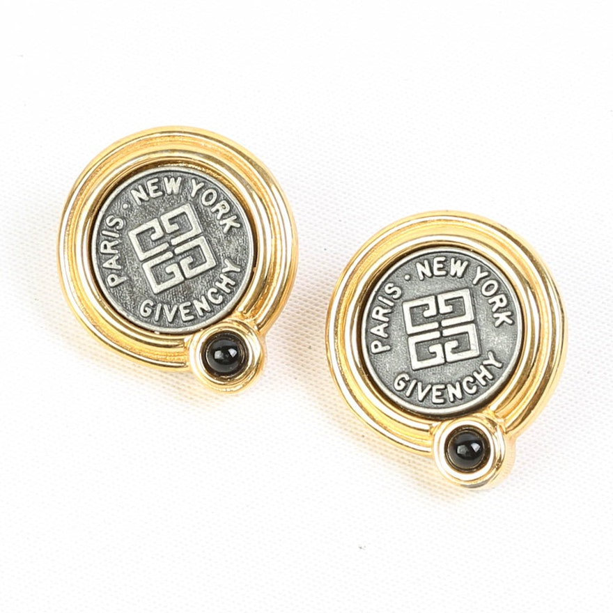 Vintage Givenchy Earrings 1x1