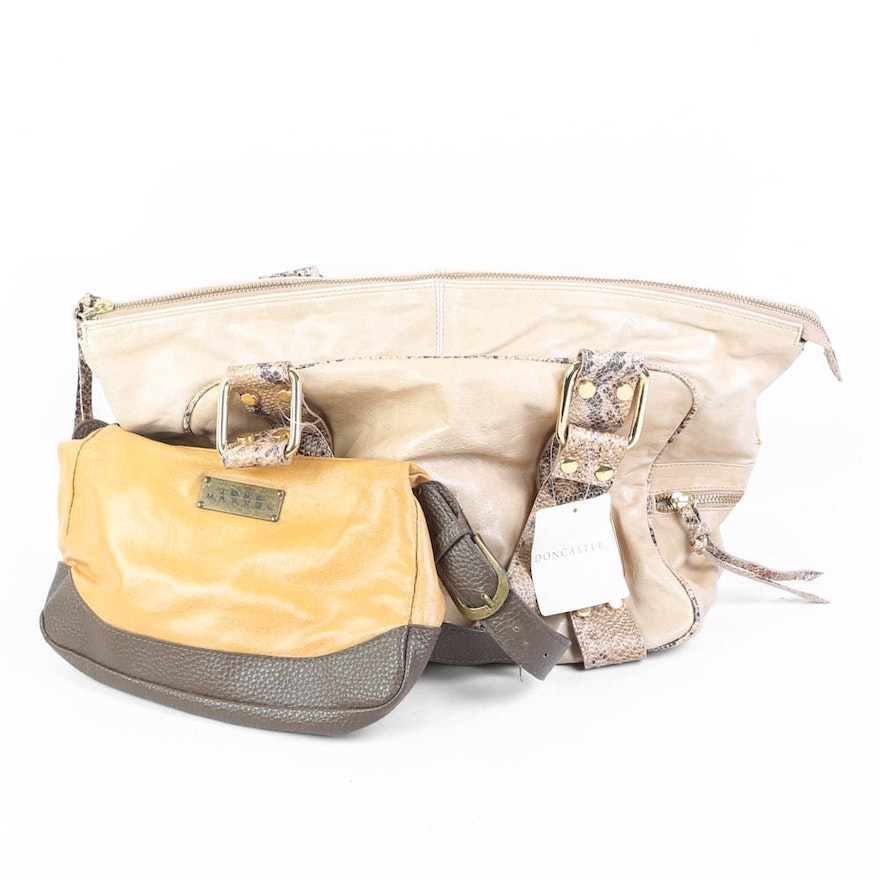 Doncaster And Jane Marvel Handbags