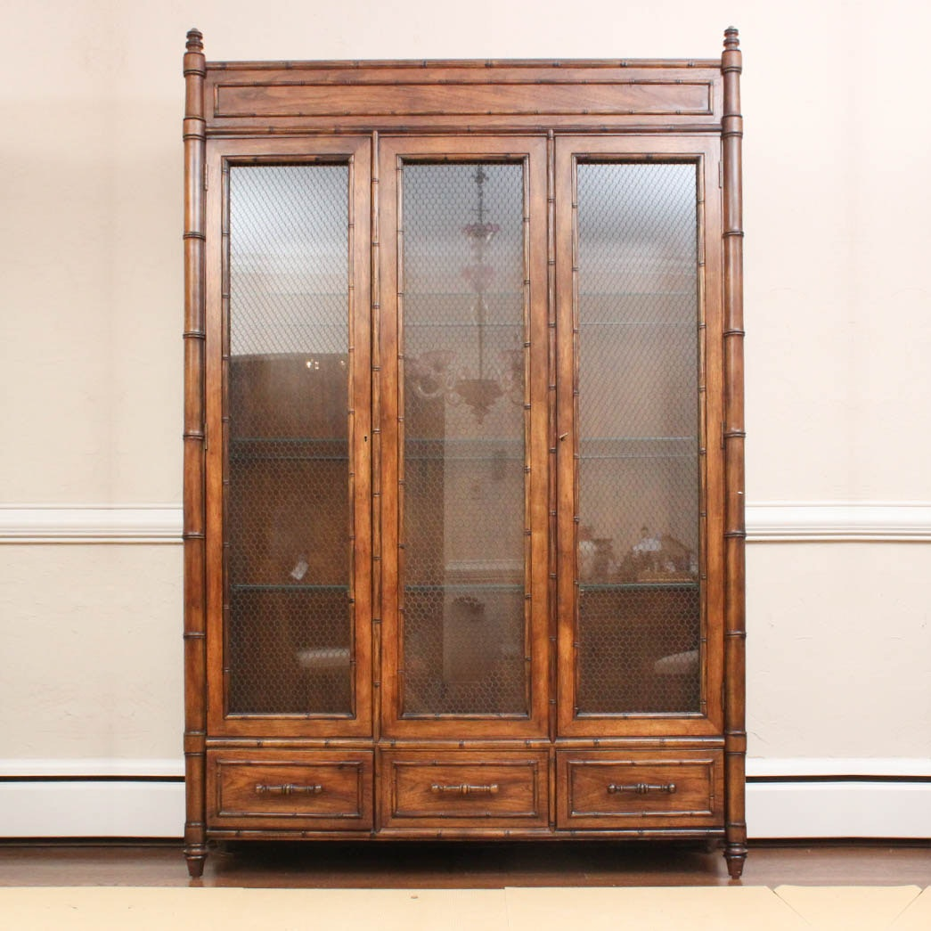 Century Furniture China Cabinet