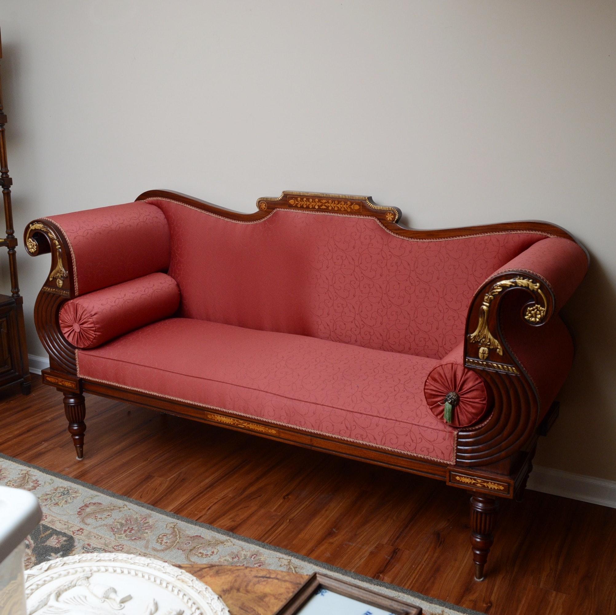 Wonderful Clossonu0027s Empire Style Sofa ...