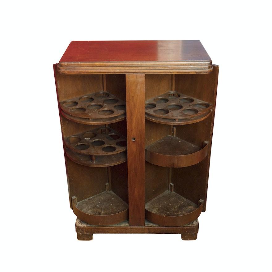 Vintage Liquor Cabinet ... - Vintage Liquor Cabinet