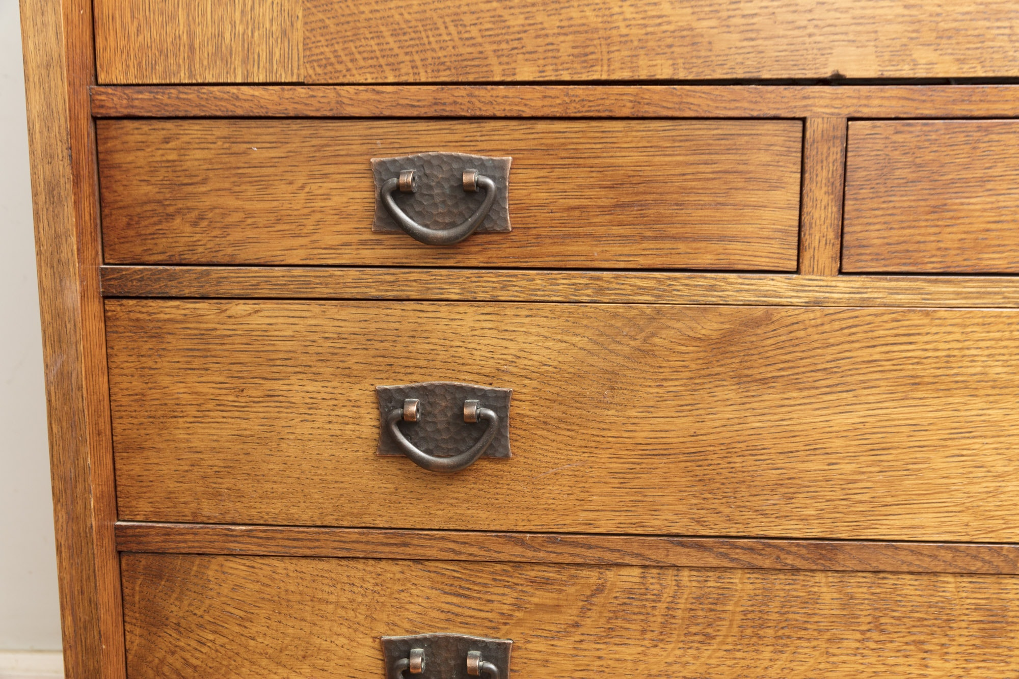 Mission Style Butler S Oak Secretary By Stickley Furniture