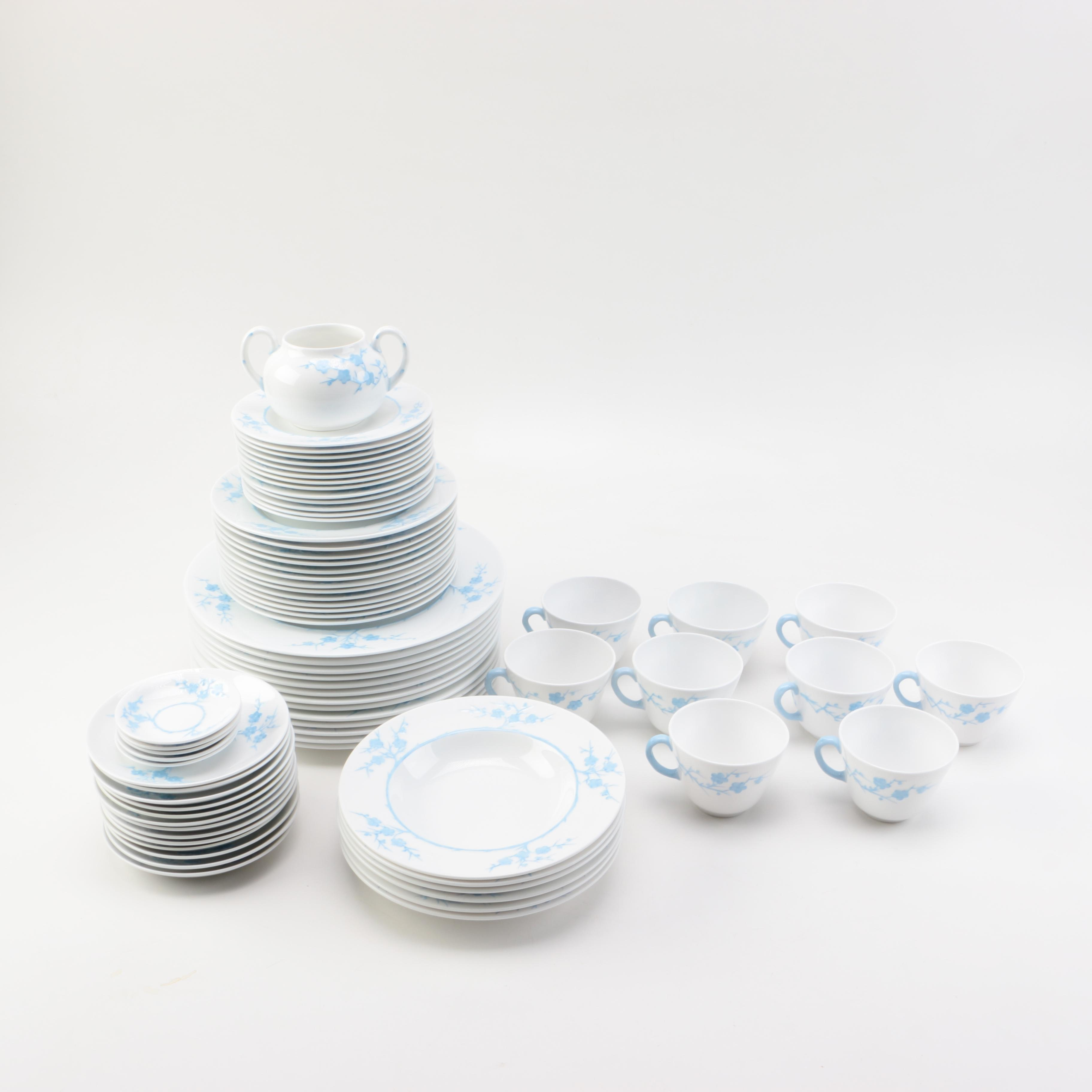 """Collection of Spode """"Geisha"""" Dinner Service"""