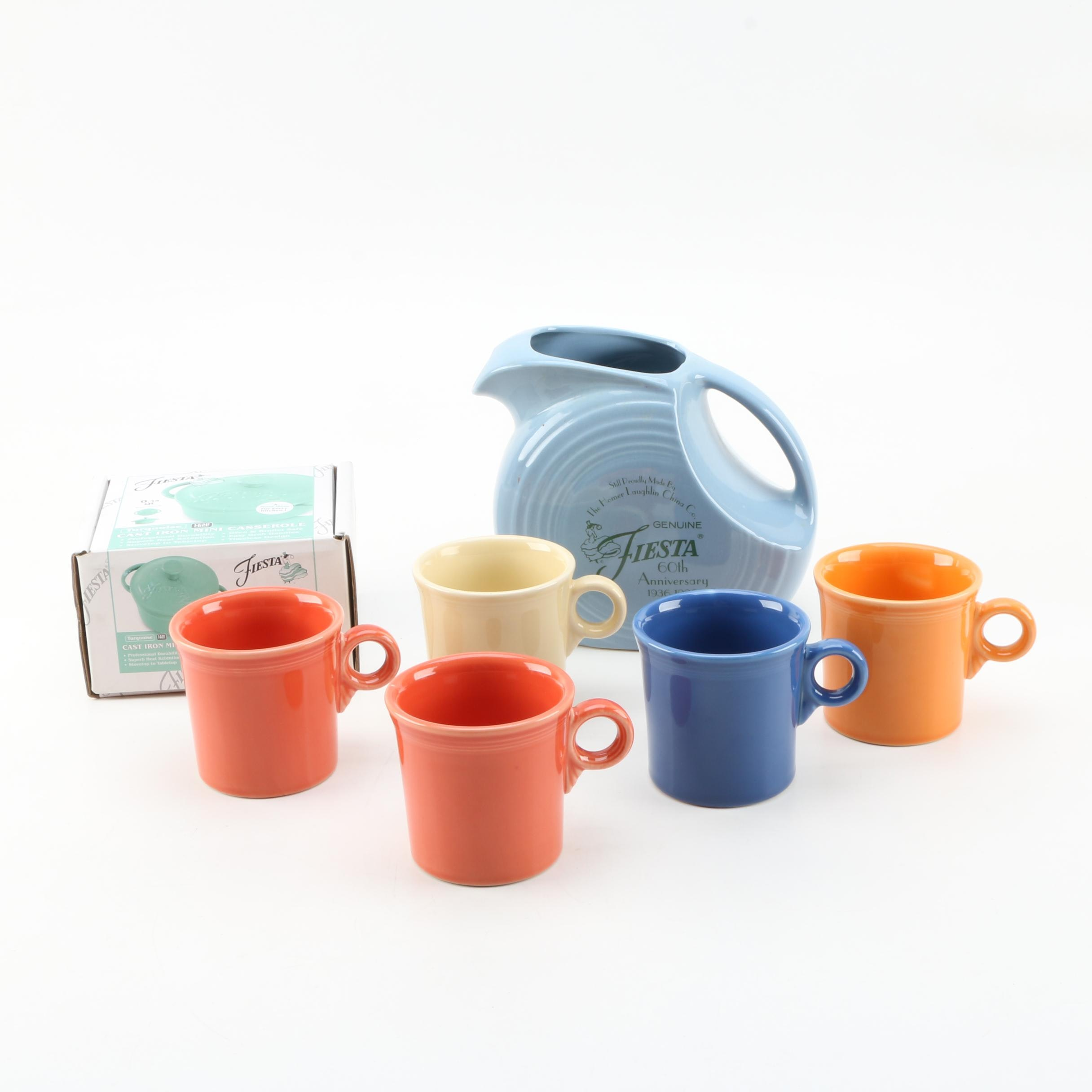 Collection of Fiesta Tableware
