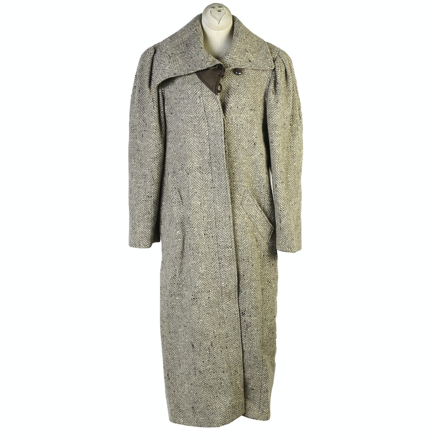 399c0f953740 Vintage Louis Feraud Tweed Jacket   EBTH