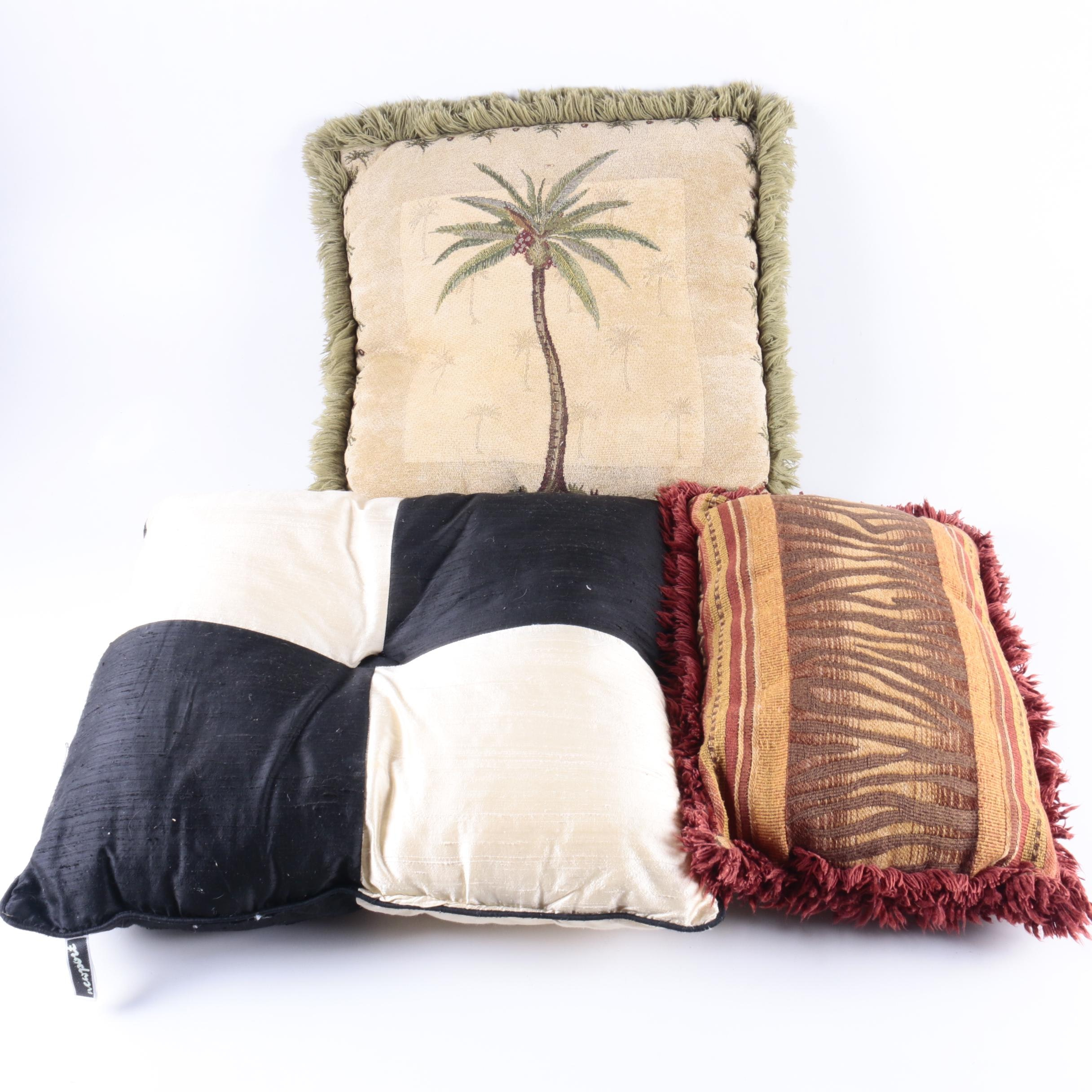 Collection of Throw Pillows