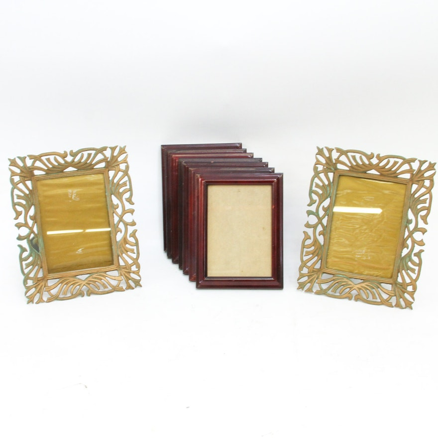 Tabletop Picture Frame Assortment : EBTH