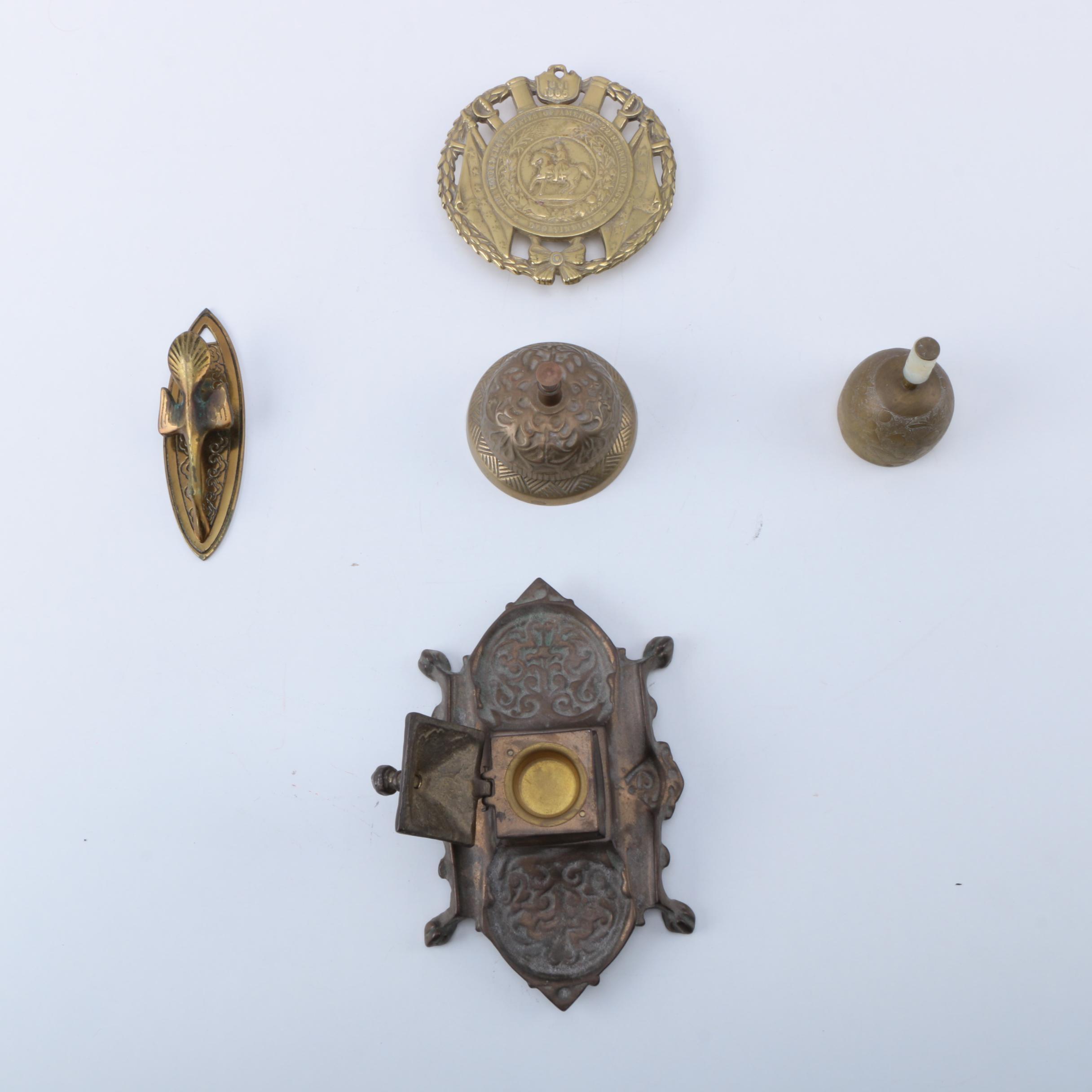 Vintage Brass Decor