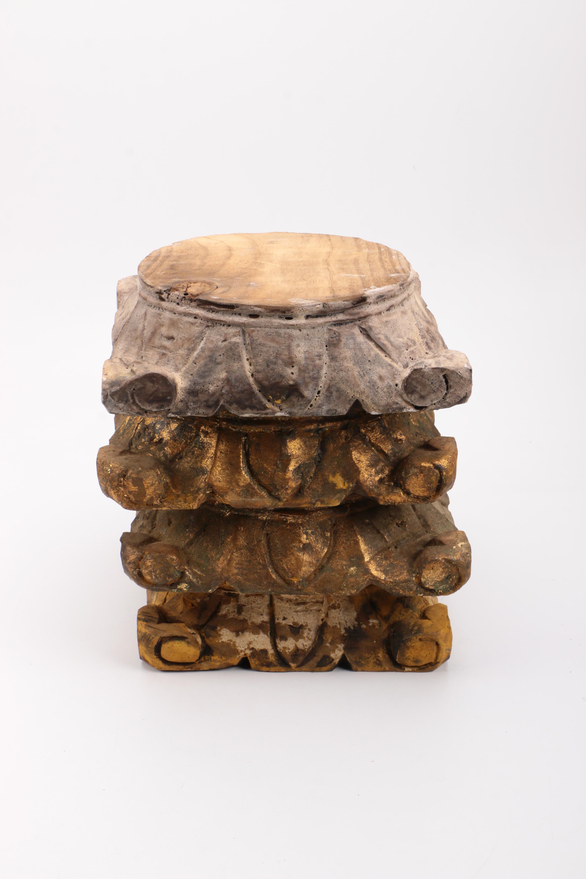 Wooden Capitals