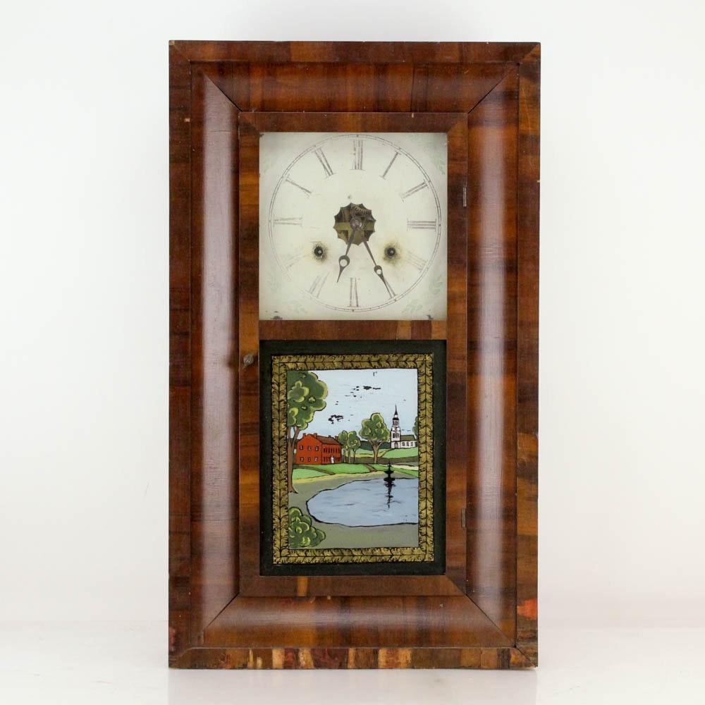 Antique Ansonia Mantel Clock