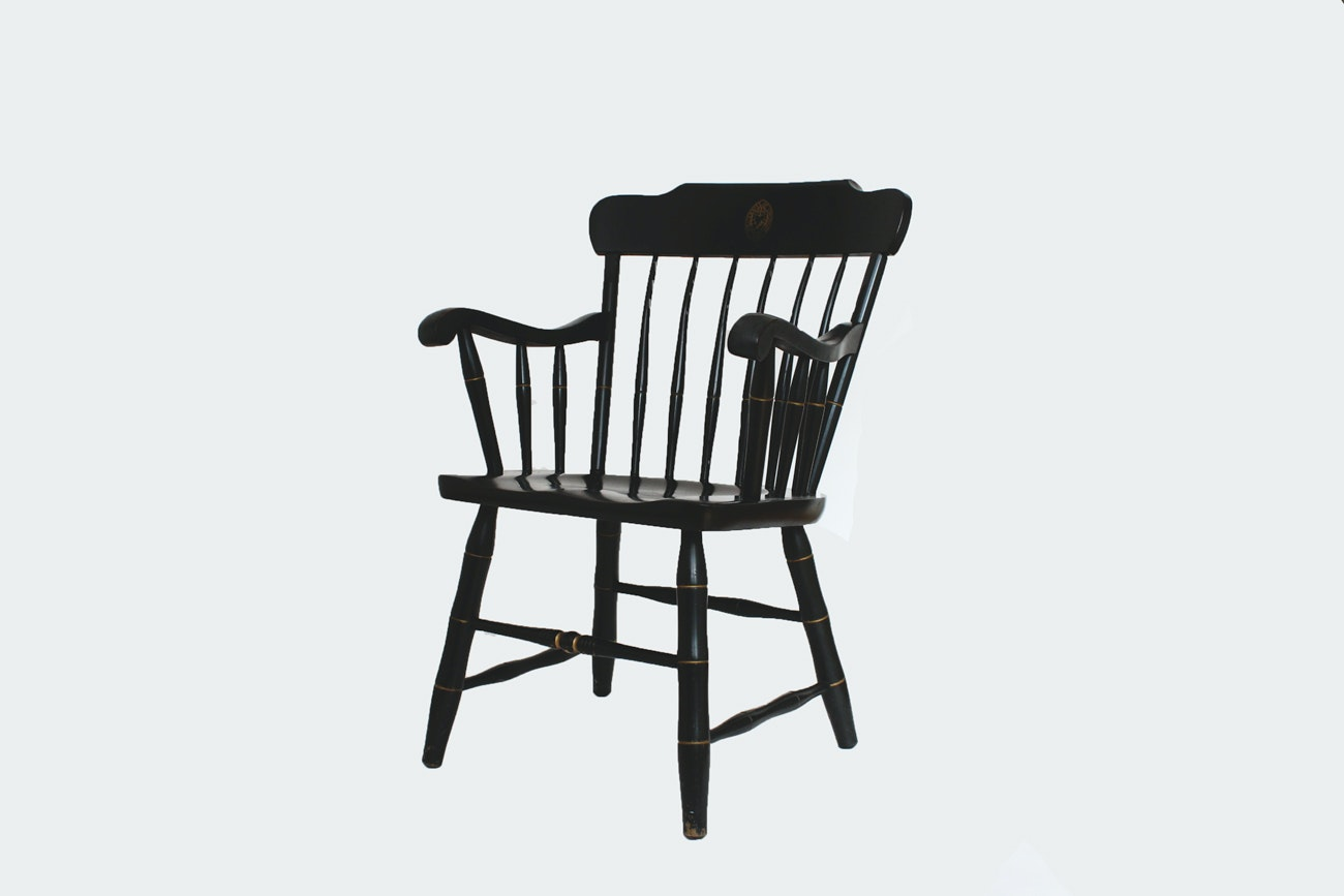 University Of Cincinnati Collegiate Windsor Chair ...