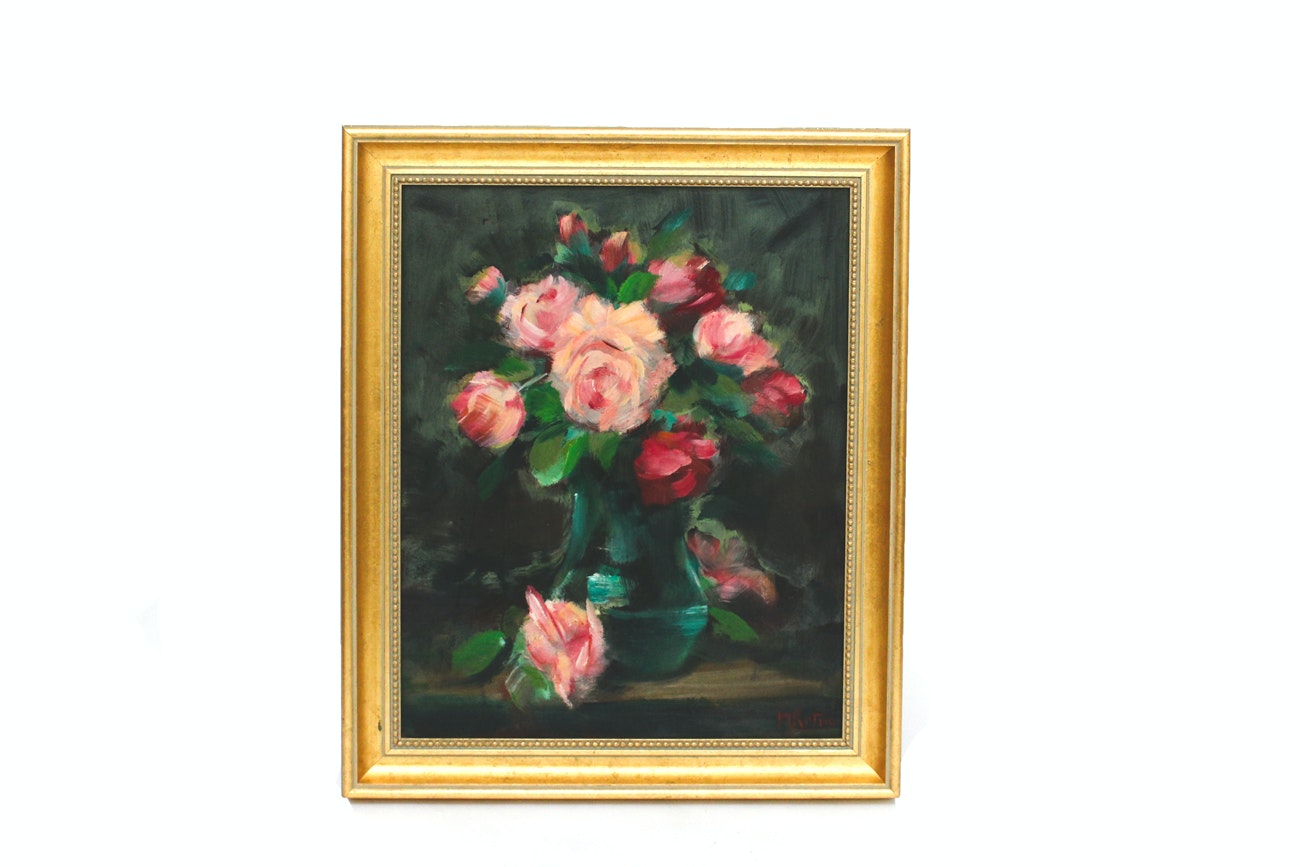 """Roses"" by Martin Rettig"