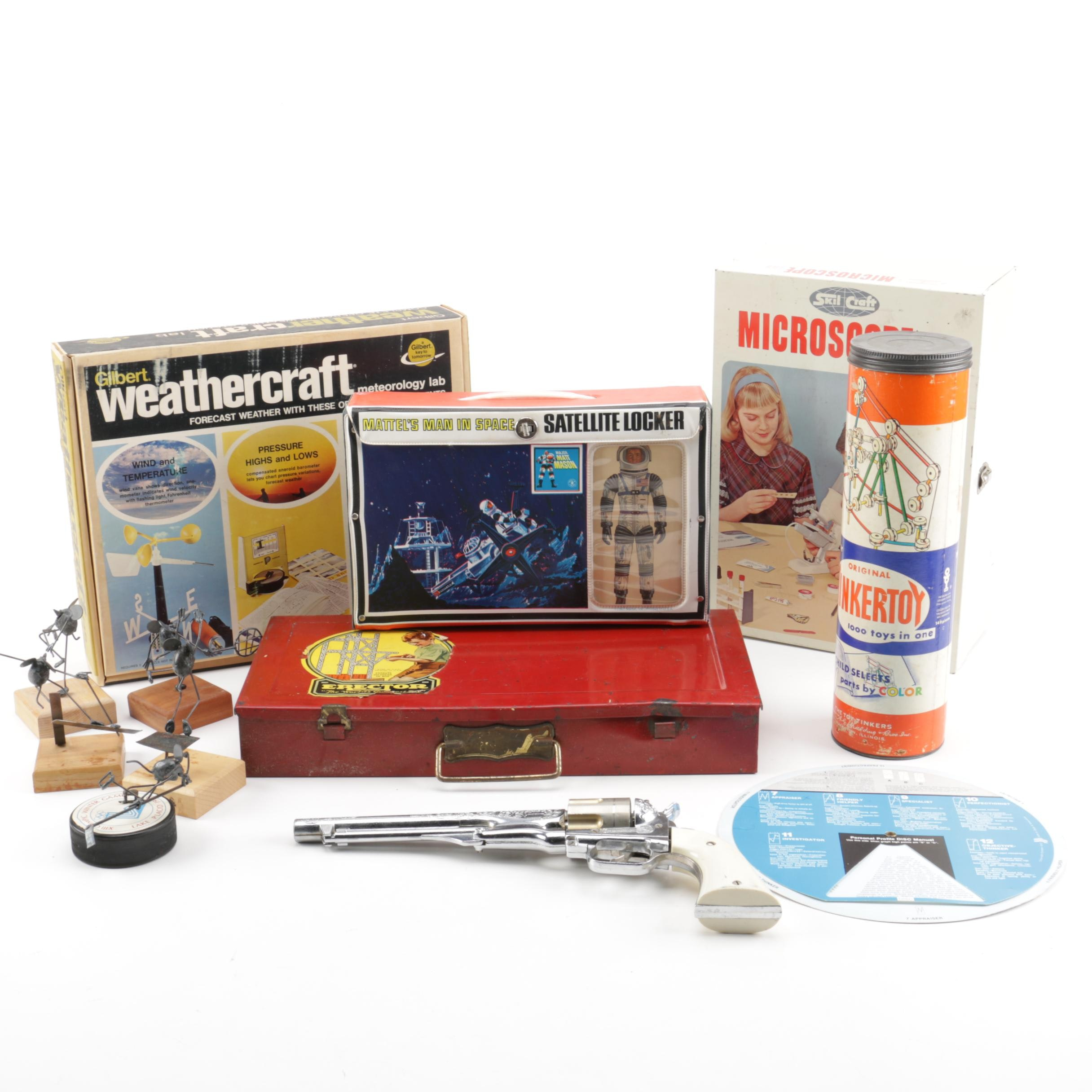 Vintage Toy Assortment