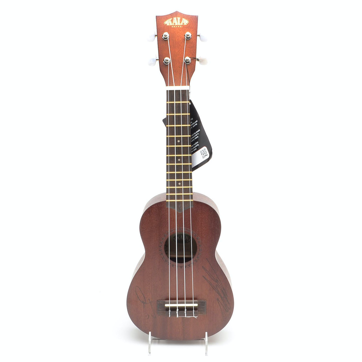 Twenty One Pilots Signed Ukulele