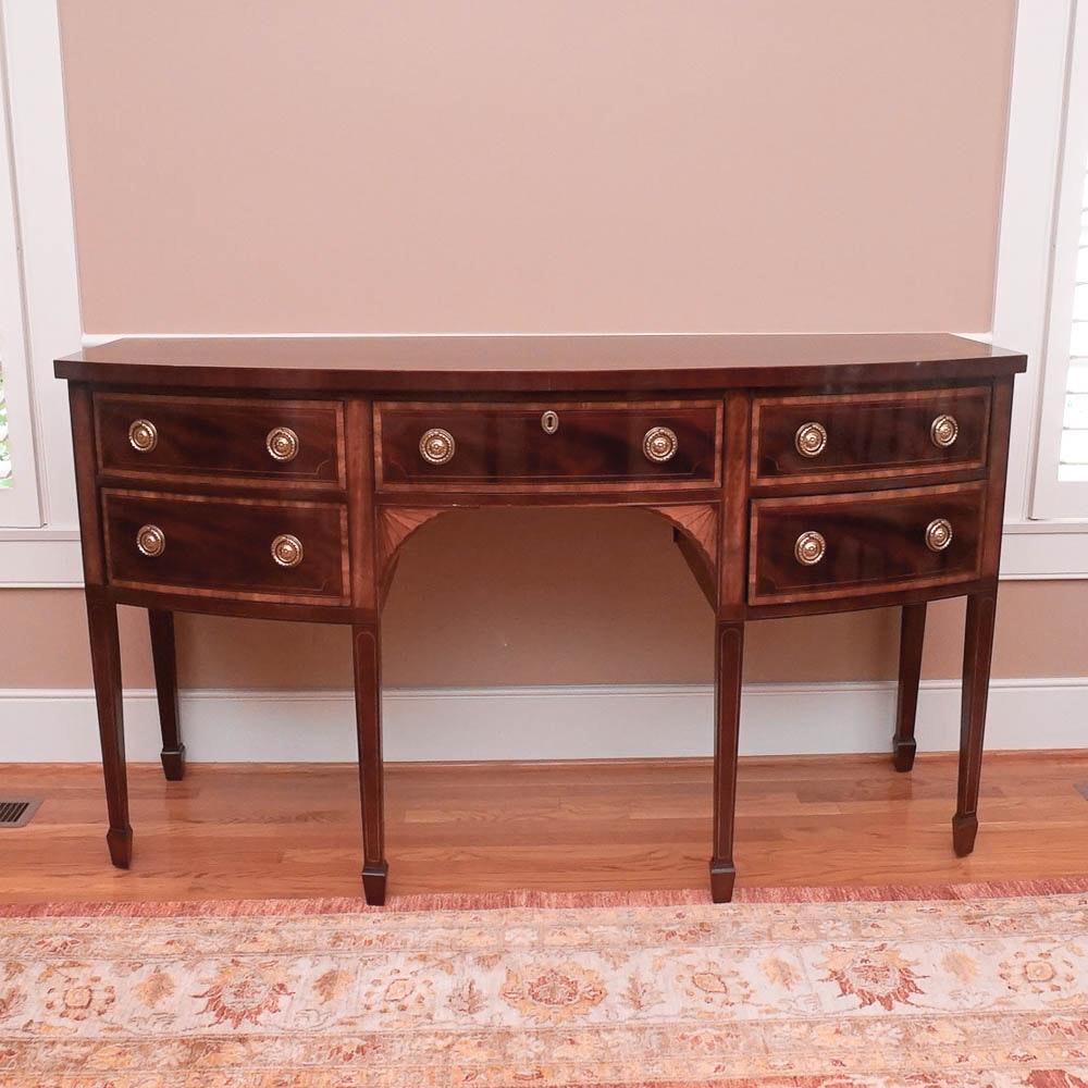 Baker Furniture Historic Charleston Collection Hepplewhite Style Sideboard