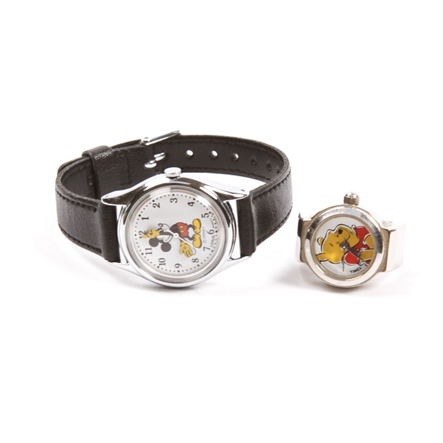 Group of Disney Watches
