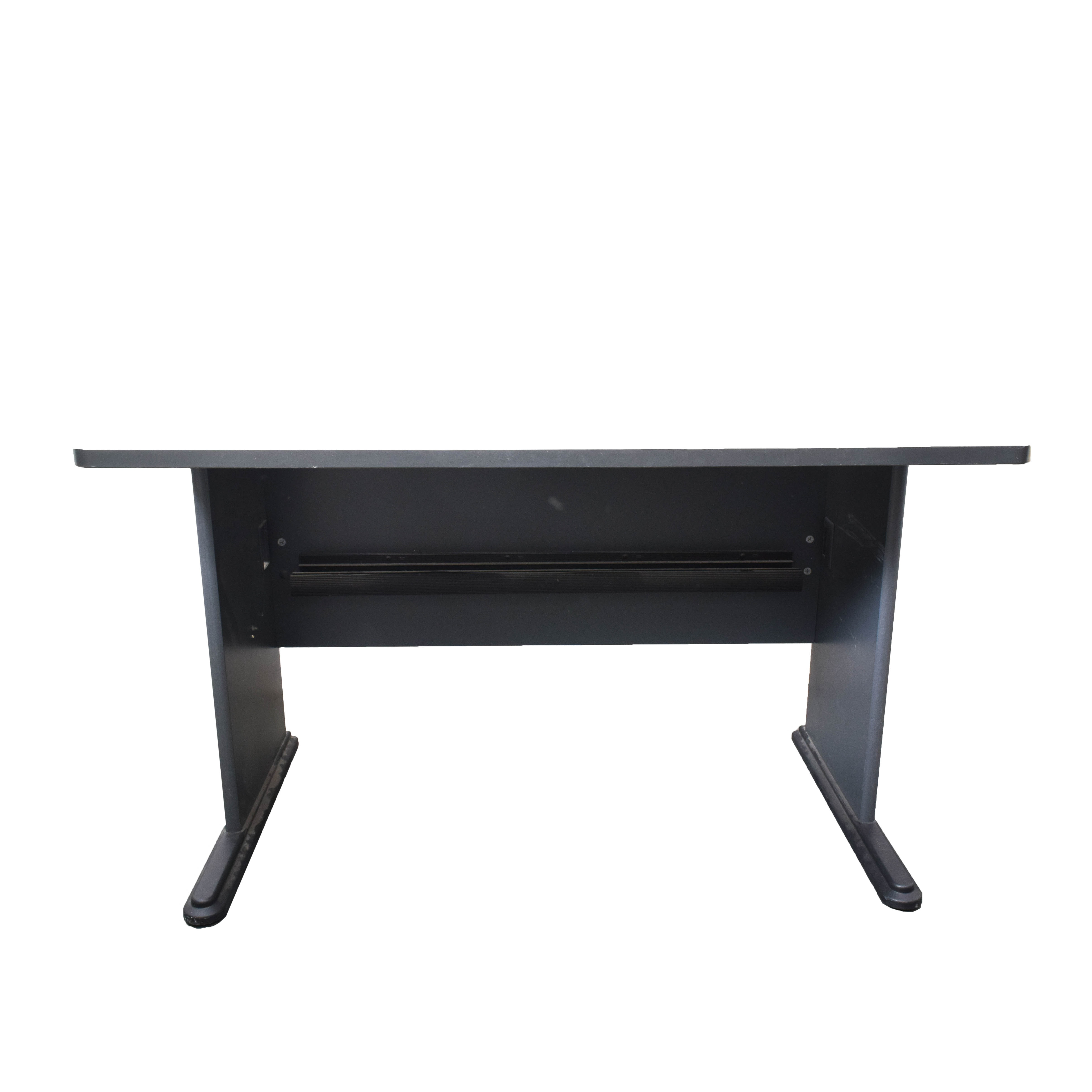 Industrial Style Writing Desk by Bush Furniture