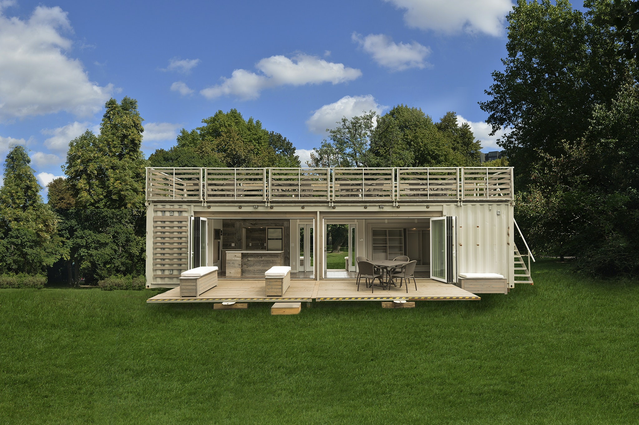 Garnet Hill Container Home
