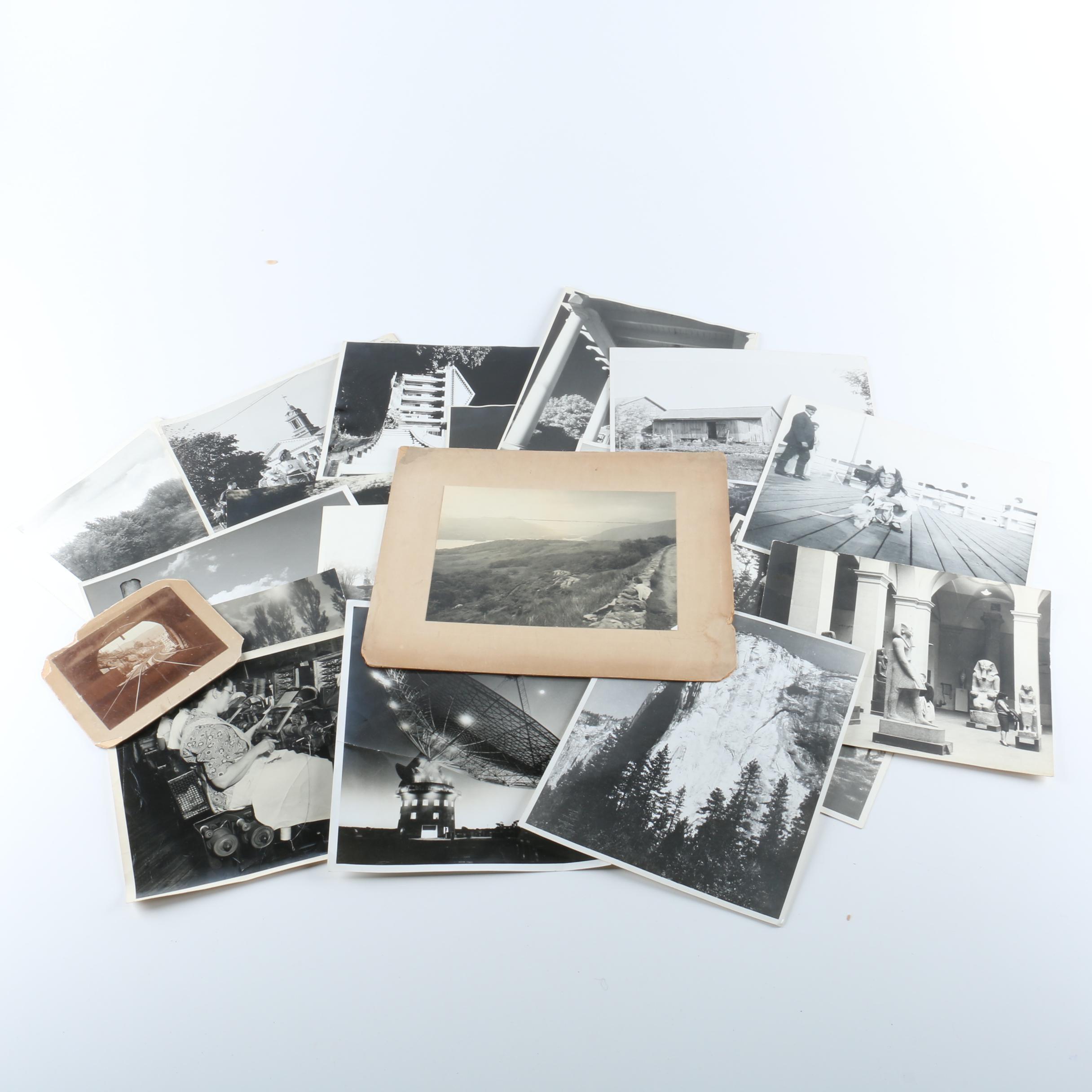Vintage Black and White Photographs