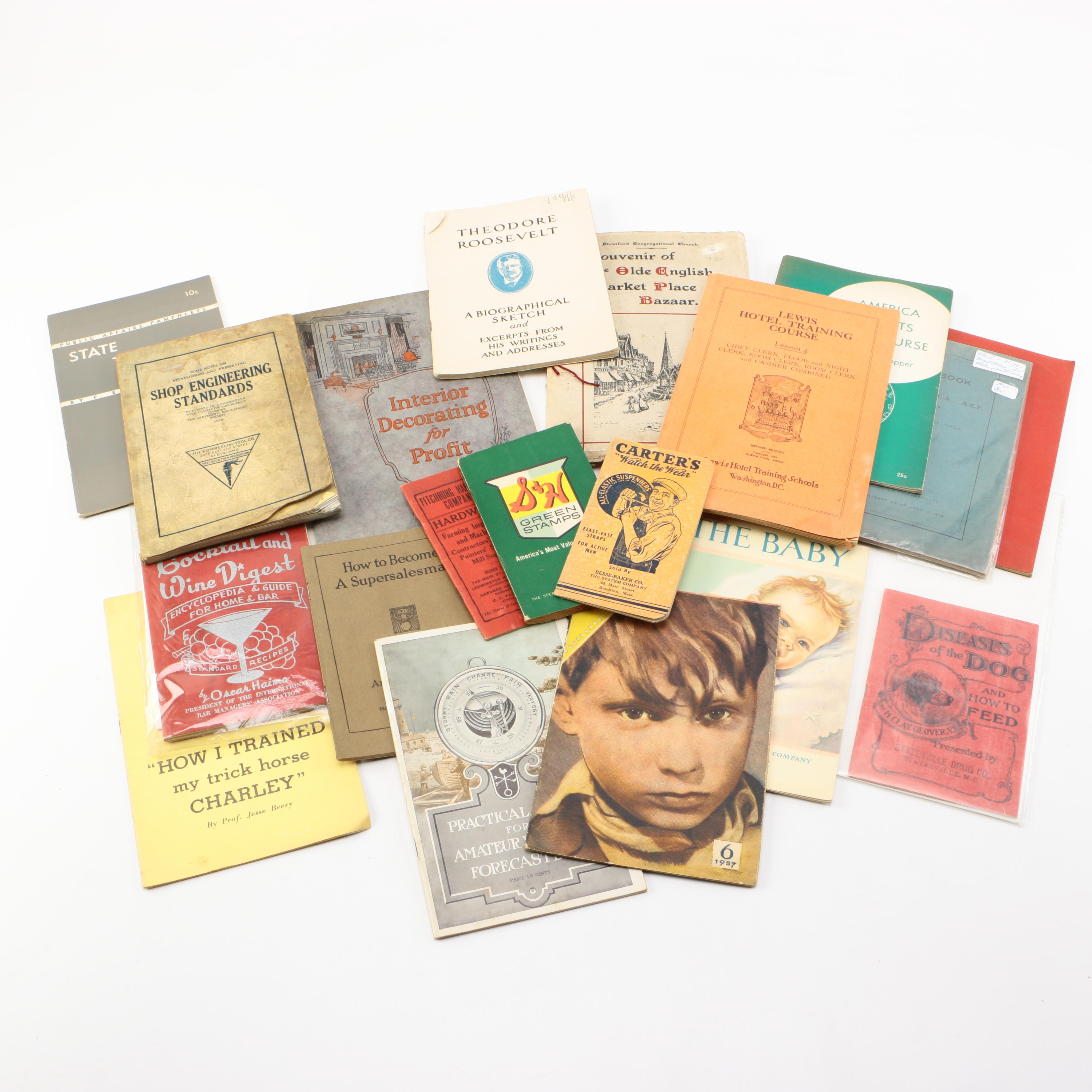 Collection of Booklets and Manuals