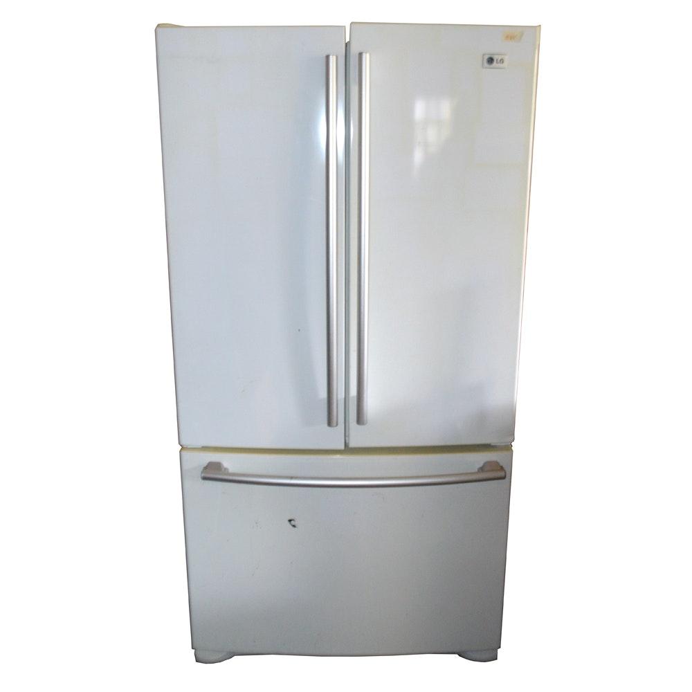 LG Side by Side Refrigerator