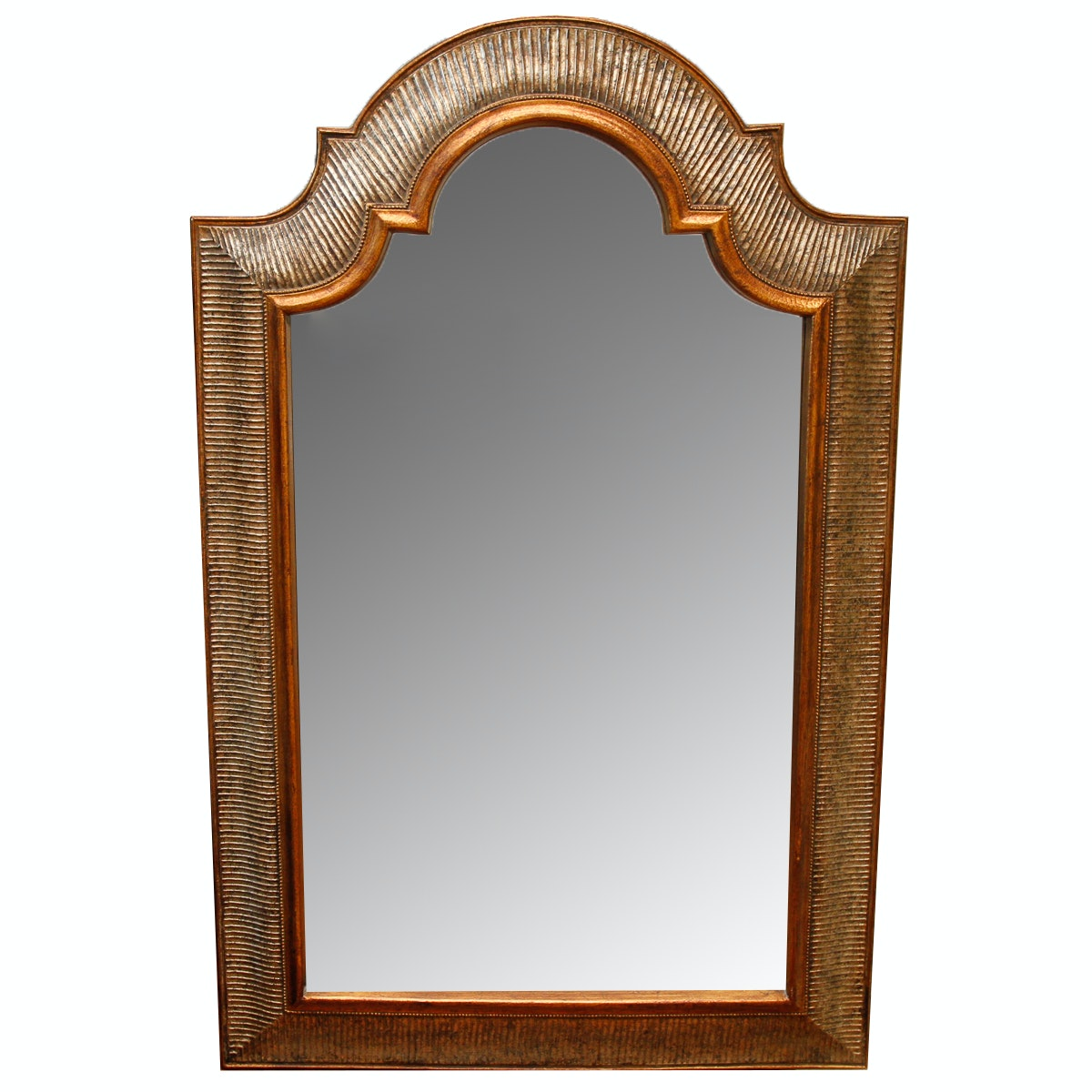 Arched Wall Mirror by Bassett Mirror Co.