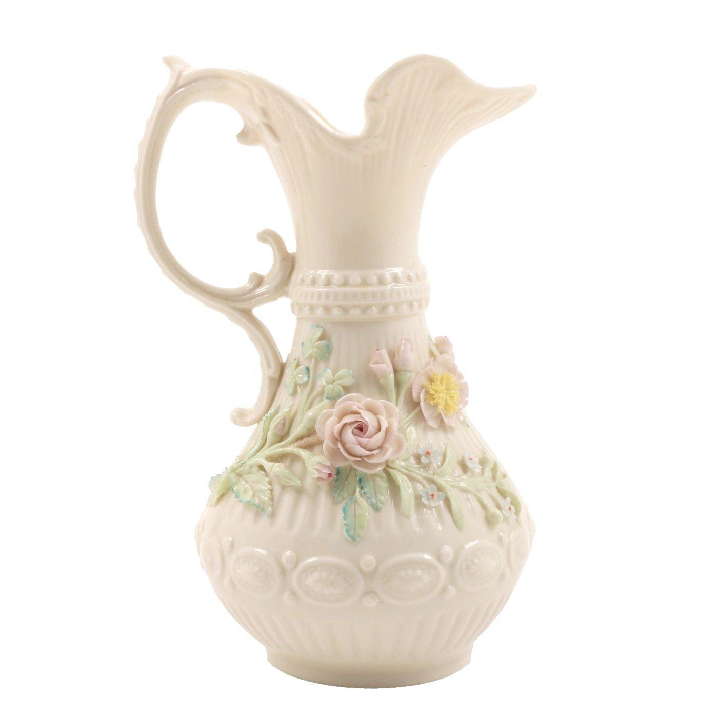 Belleek Porcelain Ewer