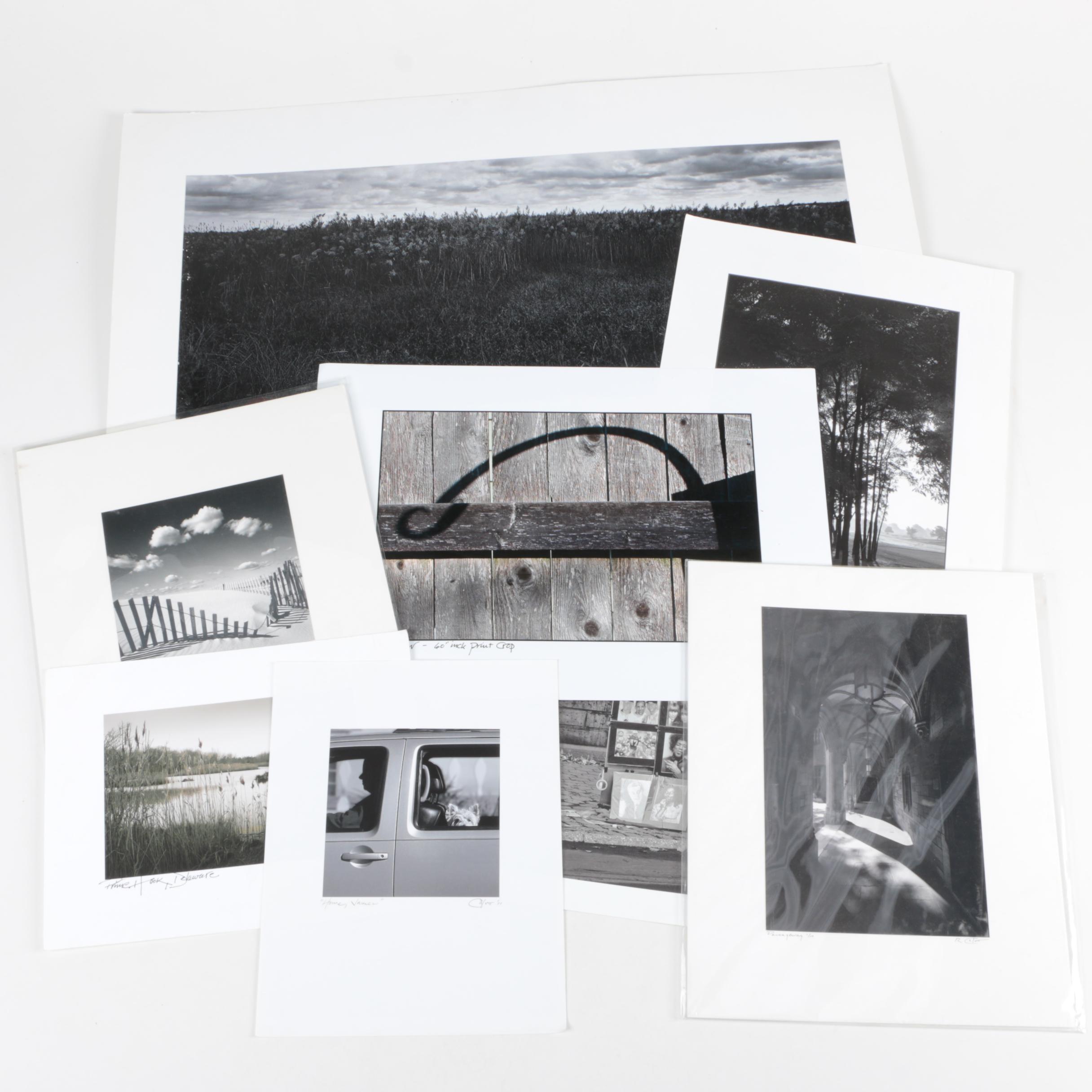 Calvo Photographs of Landscapes