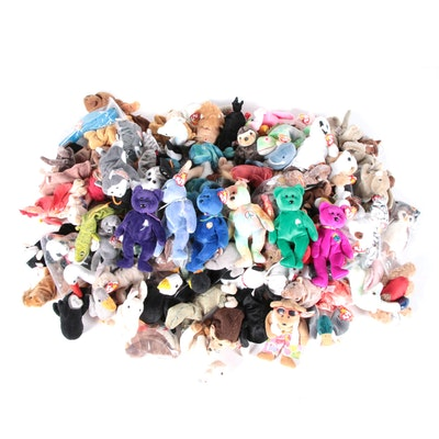 Collection of Ty Beanie Babies 925ece20f09a