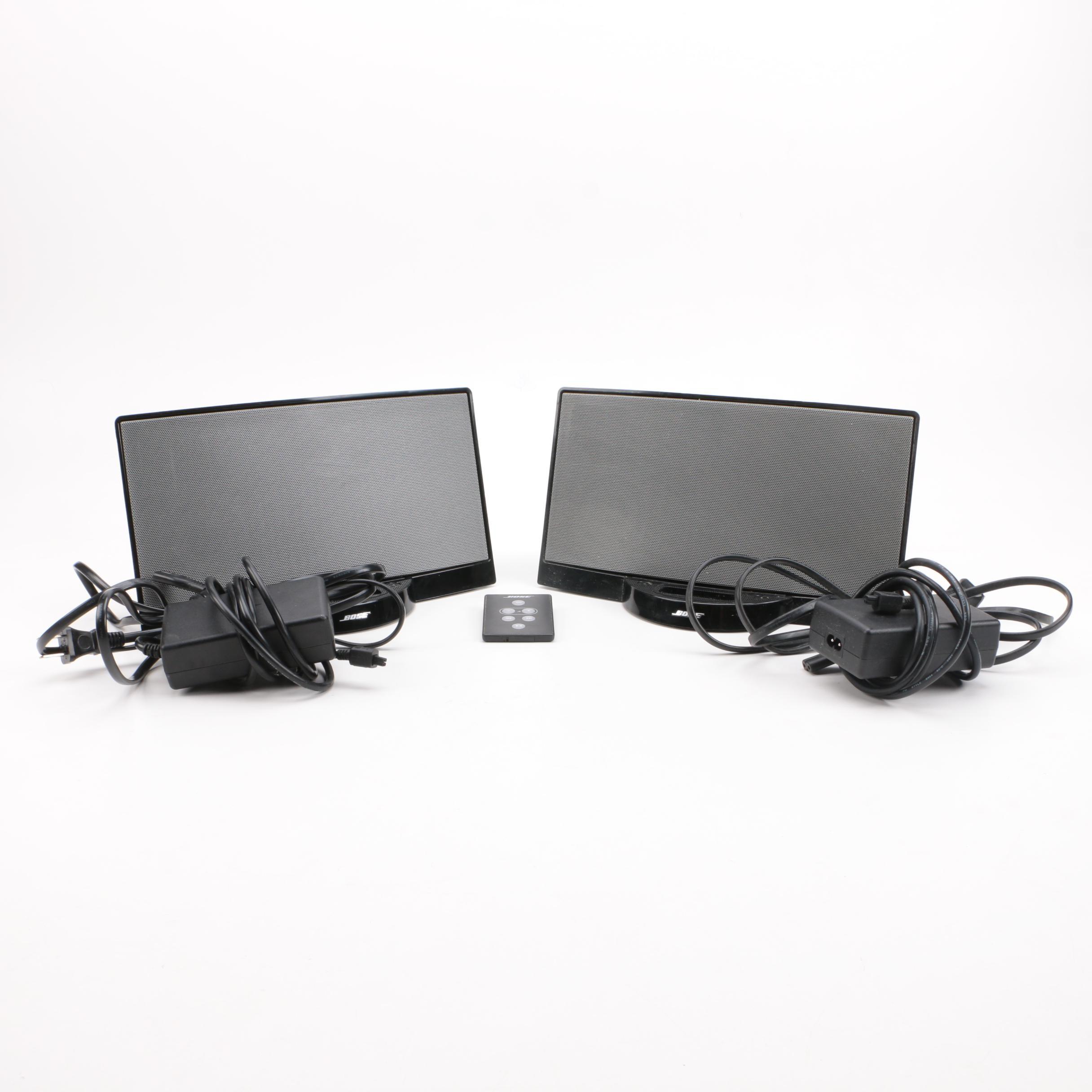 Bose Speakers for Digital Media Players