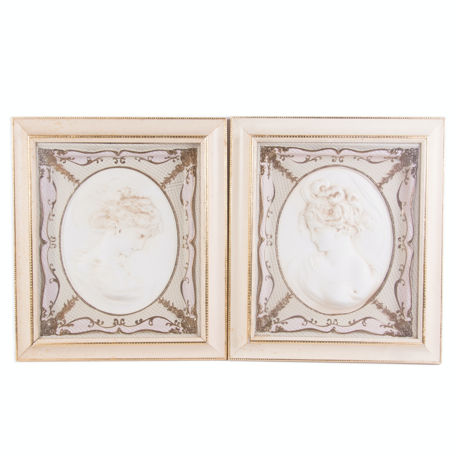 Pair of Vintage Turner Wall Accessories