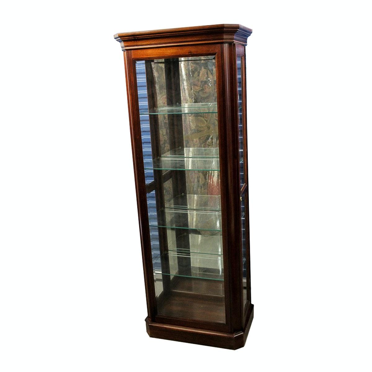 Curio Cabinet by Jasper Cabinet