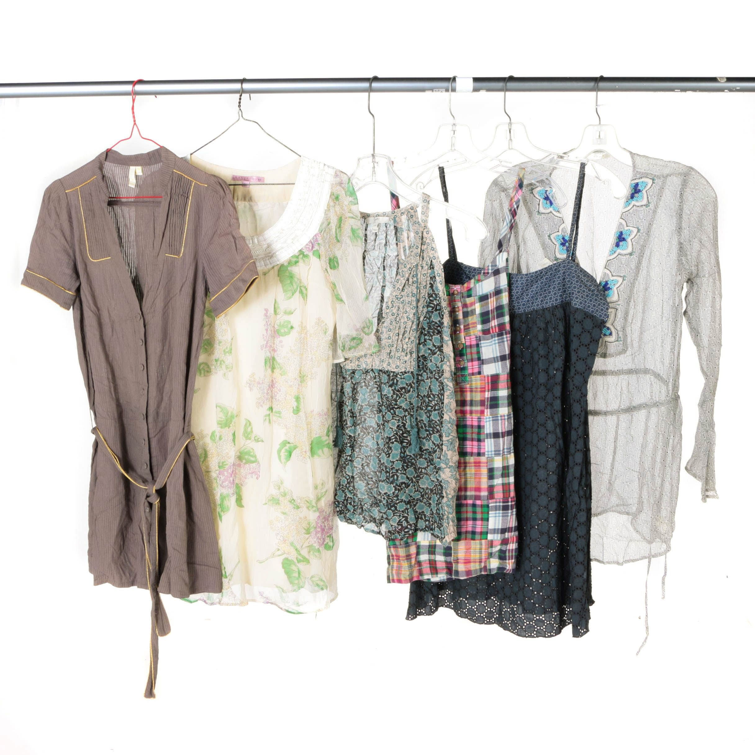Women's Summer Tops and Dresses