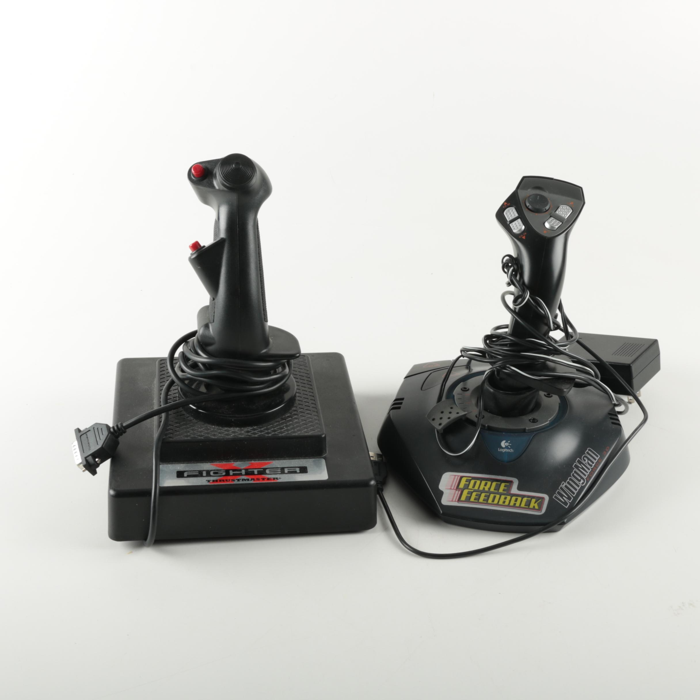 Set of Two PC Controllers