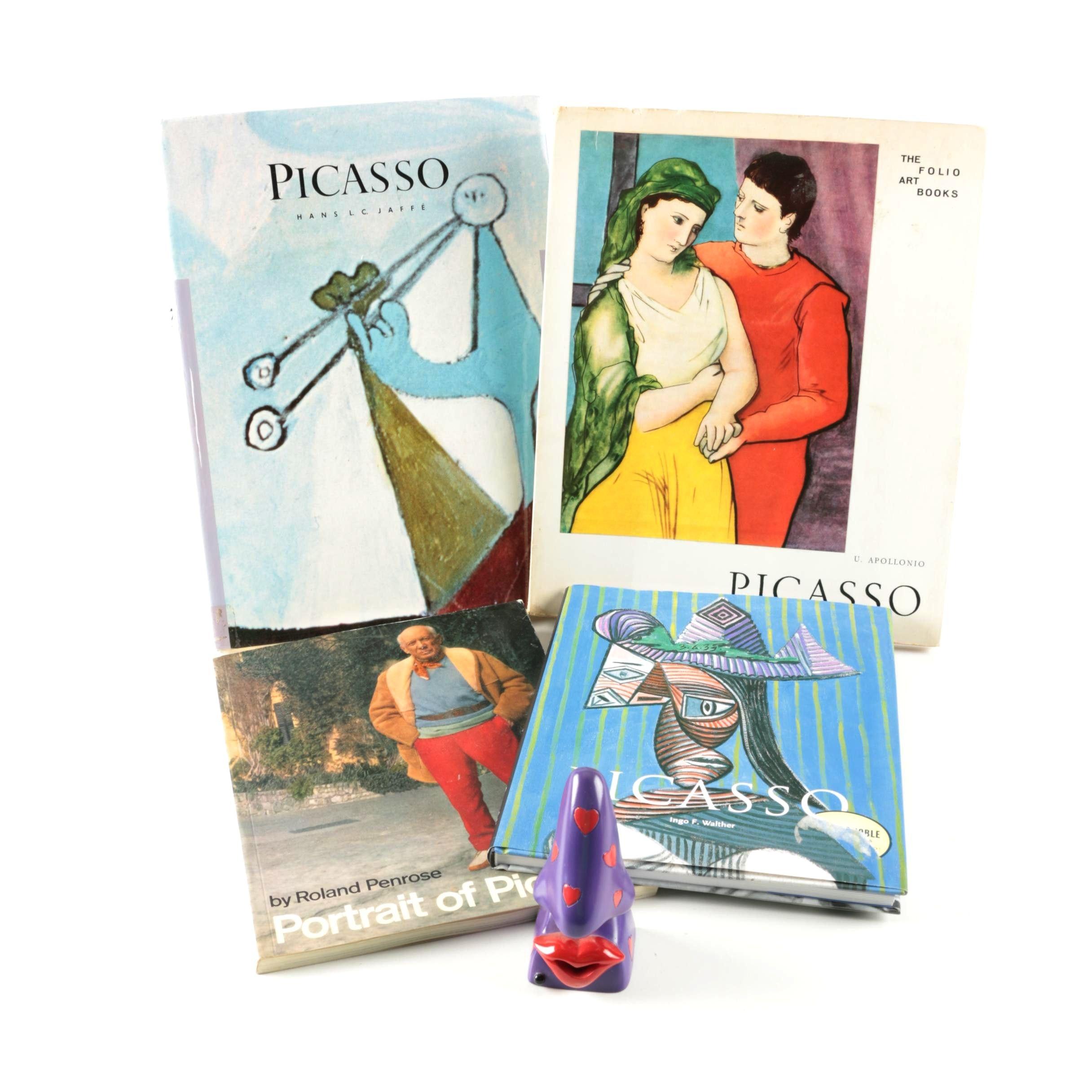 Picasso Art Books