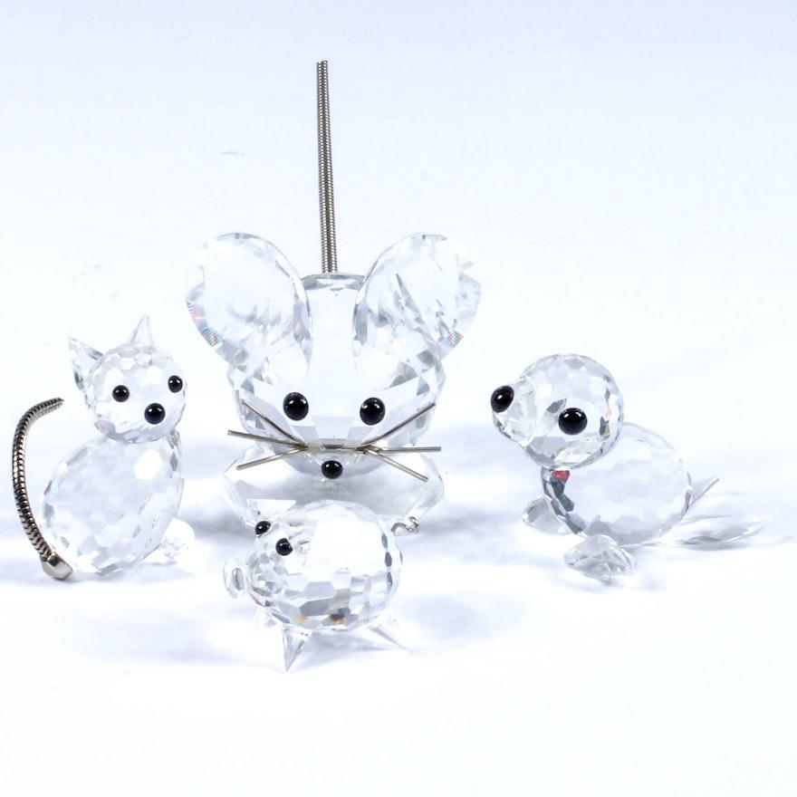 6c8c5032a Swarovski Crystal Animal Figurines   EBTH
